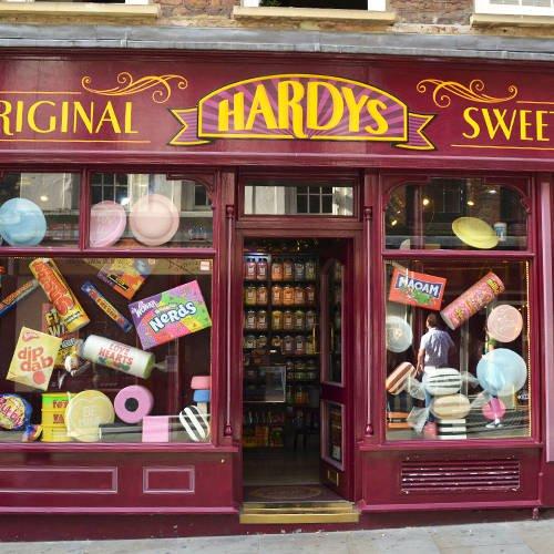 HardysSweetShop